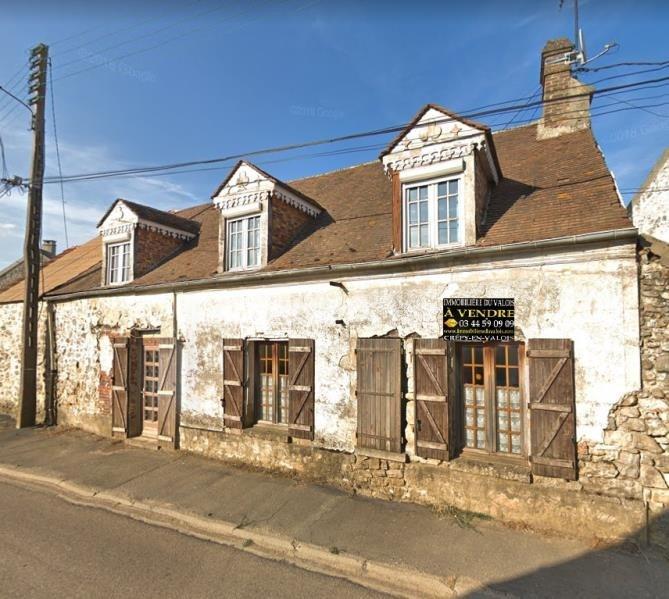 Vente maison / villa Thury en valois 185000€ - Photo 1