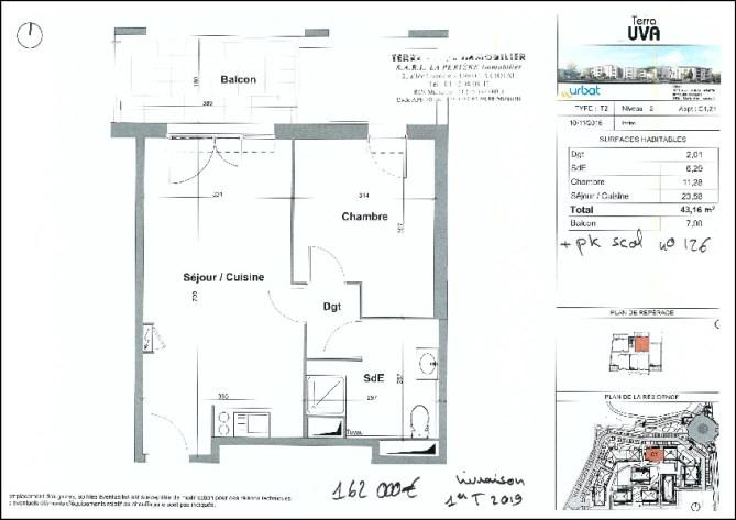 Vendita nuove costruzione Le castellet  - Fotografia 5