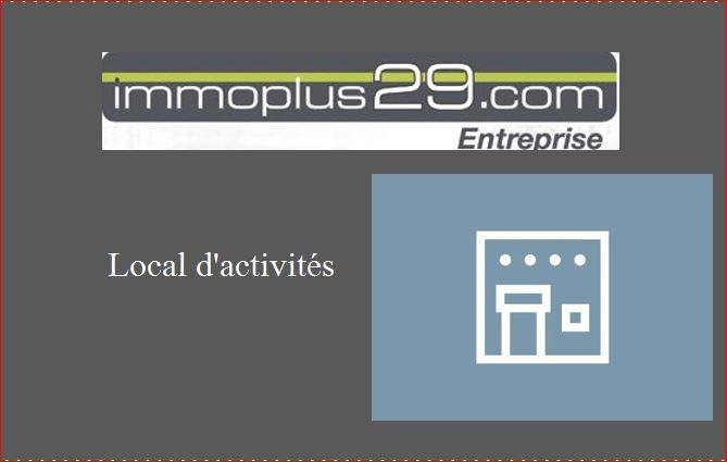 Vente local commercial Plomelin 230480€ - Photo 4