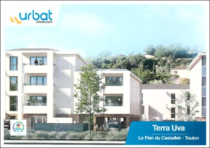 Vendita nuove costruzione Le castellet  - Fotografia 3