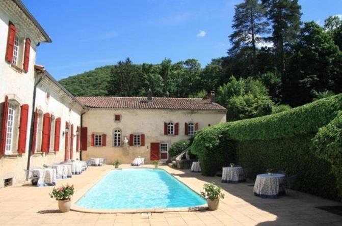 Deluxe sale chateau Aiguefonde 1650000€ - Picture 8