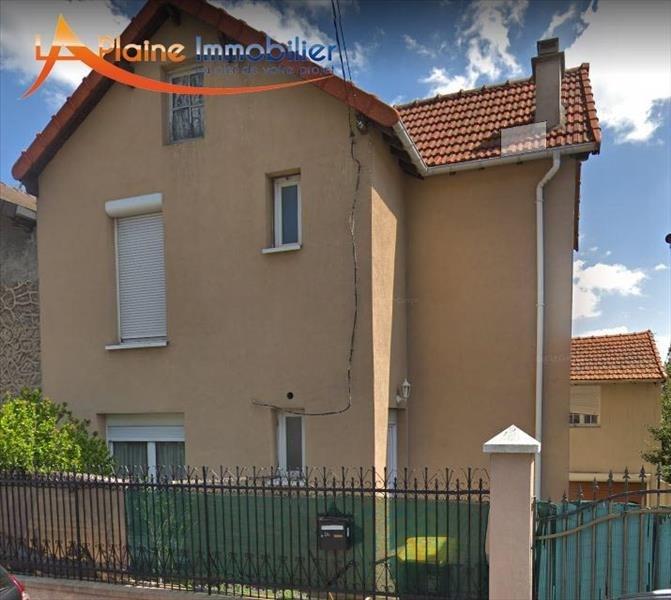 Sale house / villa Aubervilliers 367500€ - Picture 1