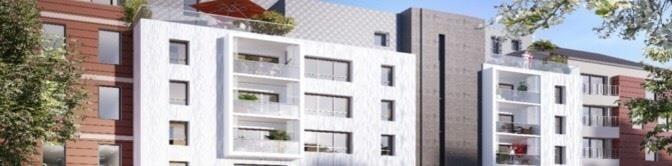 Sale apartment Rennes  - Picture 1