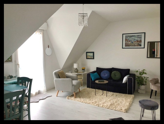 Vacation rental apartment Wimereux 330€ - Picture 1