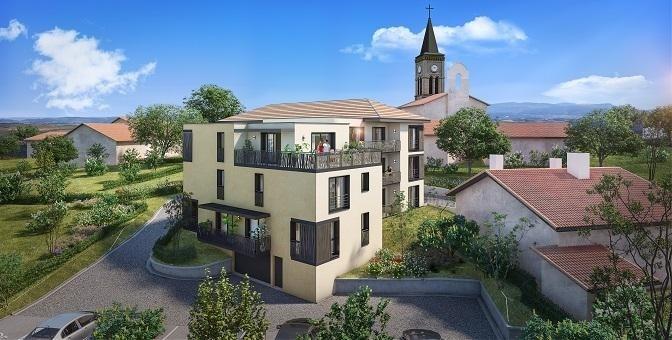 Revenda apartamento Culin 189900€ - Fotografia 2