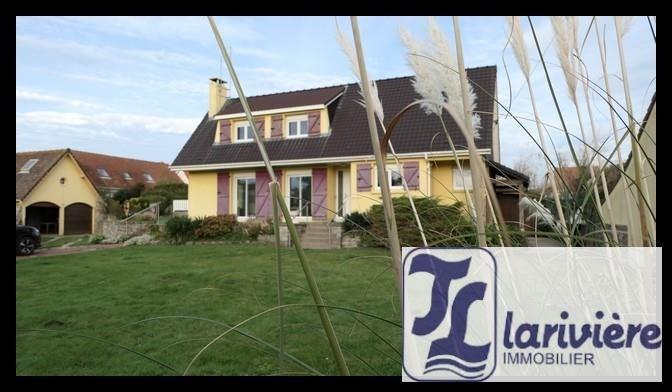 Sale house / villa Audresselles 418950€ - Picture 1