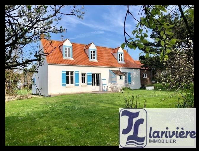 Vente maison / villa Ambleteuse 420000€ - Photo 1