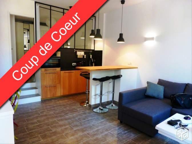 Location appartement Aix en provence 907€ CC - Photo 1