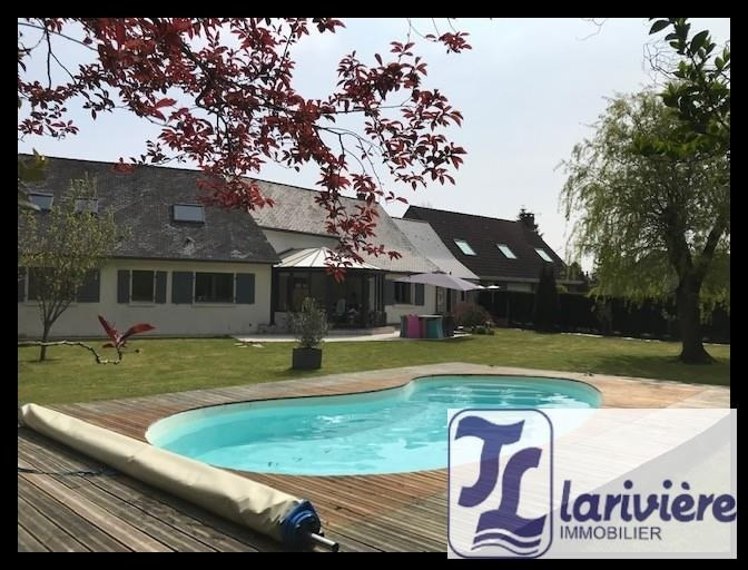 Vente maison / villa Cremarest 409 000€ - Photo 1