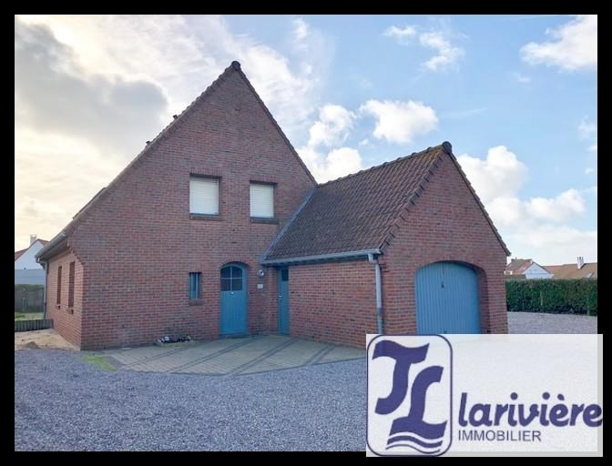 Sale house / villa Ambleteuse 420000€ - Picture 1