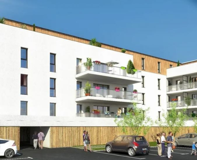 Vente appartement Challans 244 000€ - Photo 2