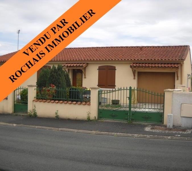 Maison en plain pied niort - 4 pièce (s) - 91 m²