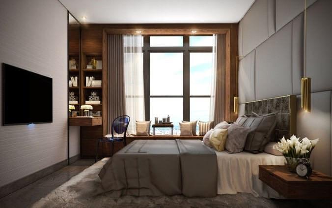 Vente appartement Bussy-saint-georges 296000€ - Photo 2