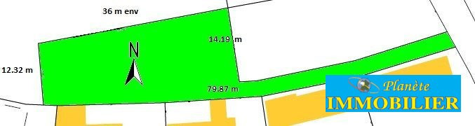 Vente terrain Esquibien 26750€ - Photo 2