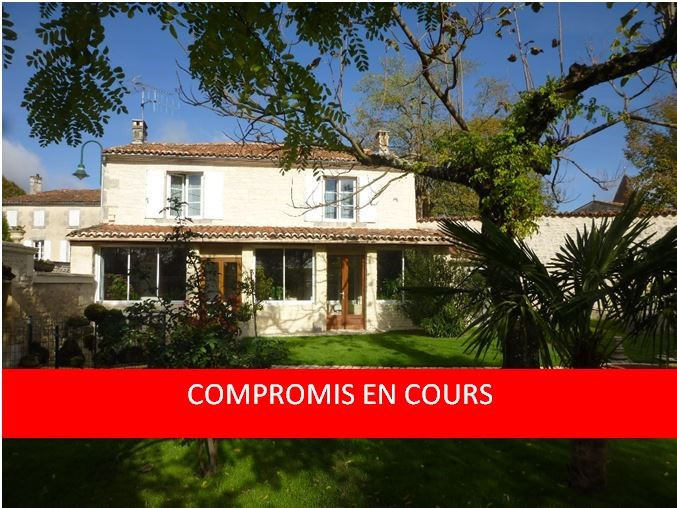 Sale house / villa Merpins 164 000€ - Picture 1