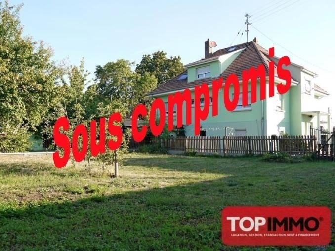 Sale house / villa Soultz haut rhin 268000€ - Picture 1