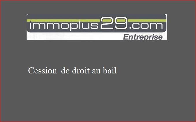 Cession de bail boutique Quimper 89600€ - Photo 1