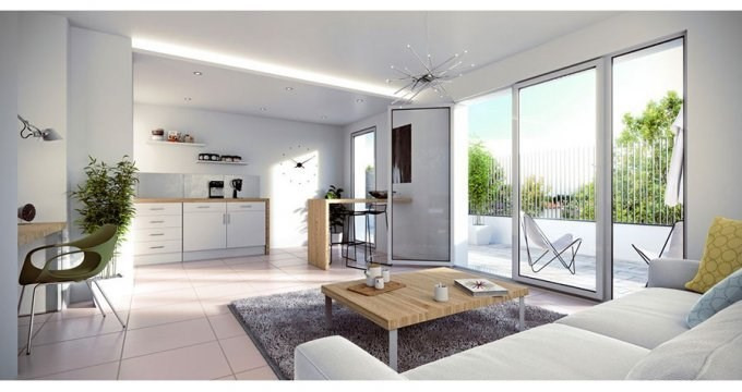 Vente appartement Colombes 246 167€ - Photo 1