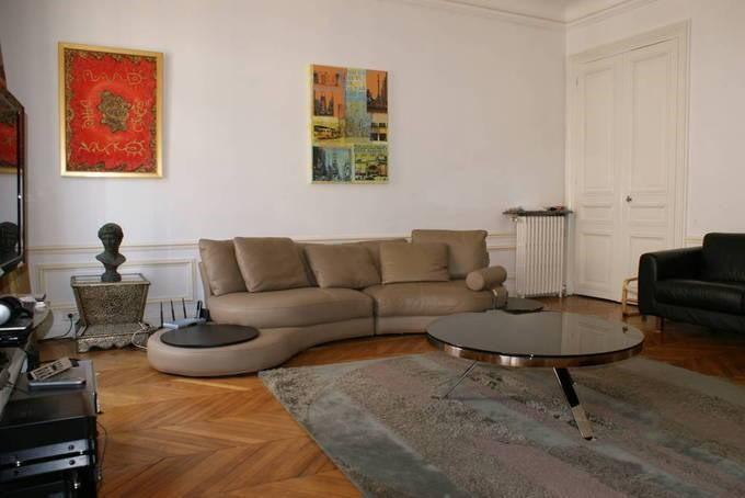 Rental apartment Paris 8ème 5240€ CC - Picture 7