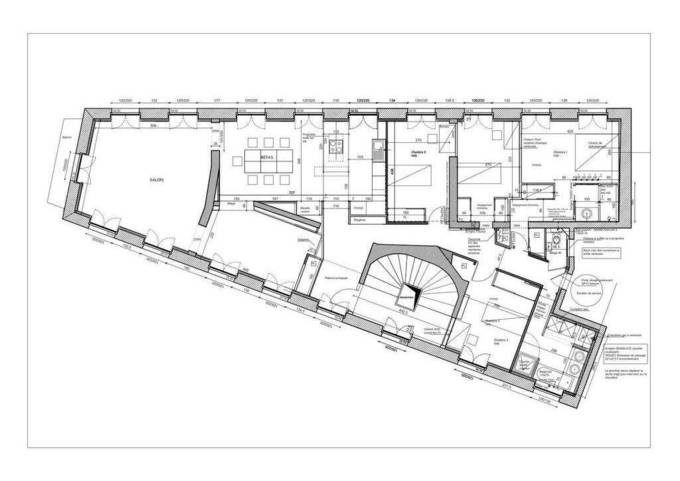 plan appartement paris