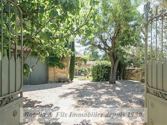 Verkoop van prestige  huis Uzes 849000€ - Foto 2