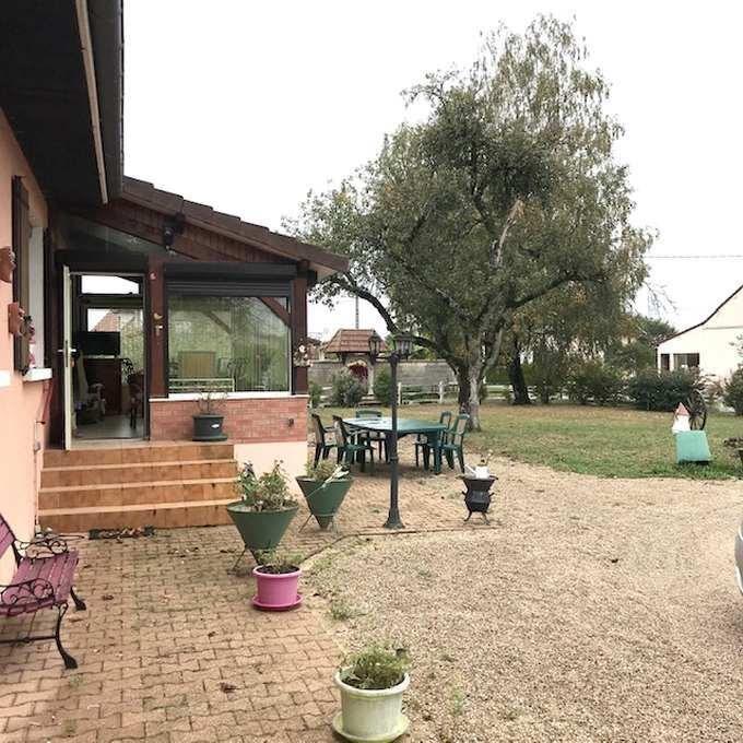 Vente maison / villa Cuisery 7 minutes 139000€ - Photo 9