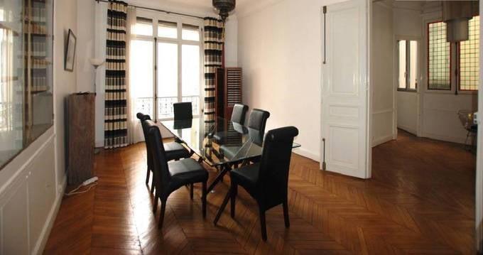 Rental apartment Paris 8ème 5240€ CC - Picture 5