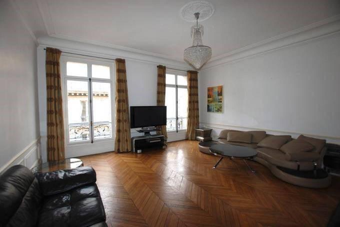 Rental apartment Paris 8ème 5240€ CC - Picture 4