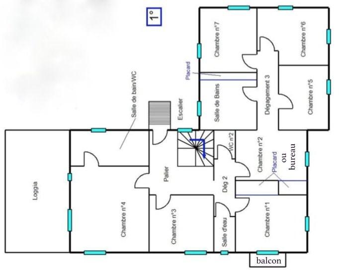 Immobile residenziali di prestigio casa Fayence 1260000€ - Fotografia 23