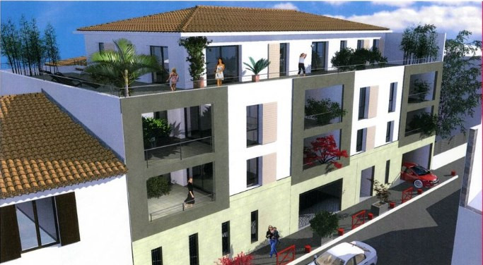 Sale apartment Pertuis 256 485€ - Picture 1