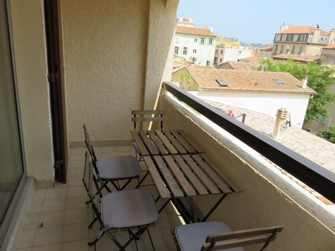 Vacation rental apartment Bandol 480€ - Picture 1