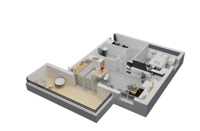 New home sale program Ajaccio  - Picture 6
