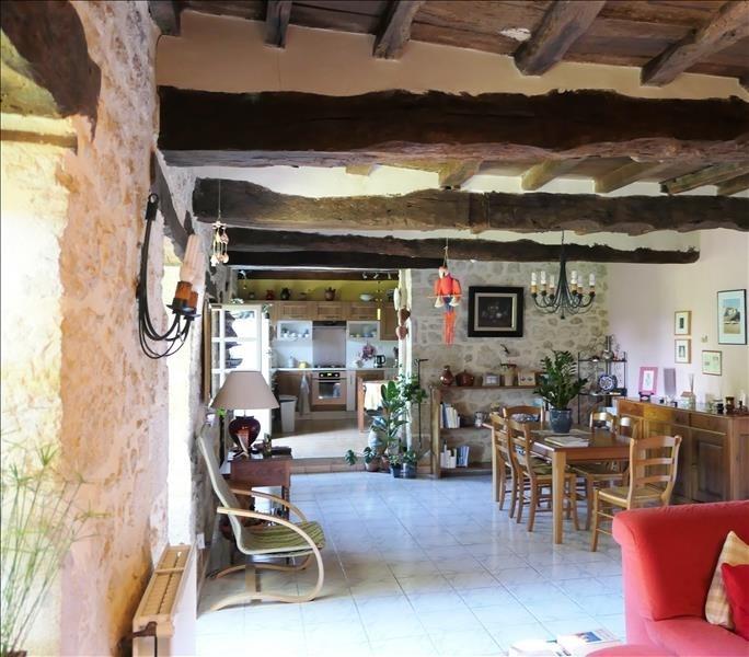 Vente maison / villa Lectoure 306000€ - Photo 4