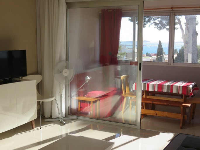 Location vacances appartement Bandol 450€ - Photo 4