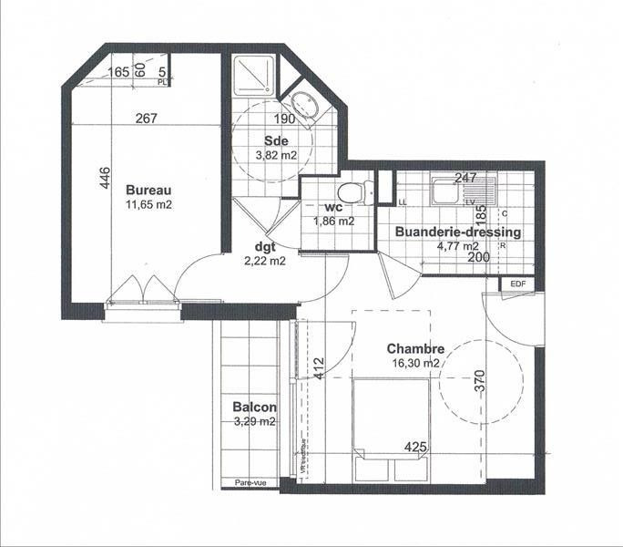 Venta  apartamento Houilles 247000€ - Fotografía 1