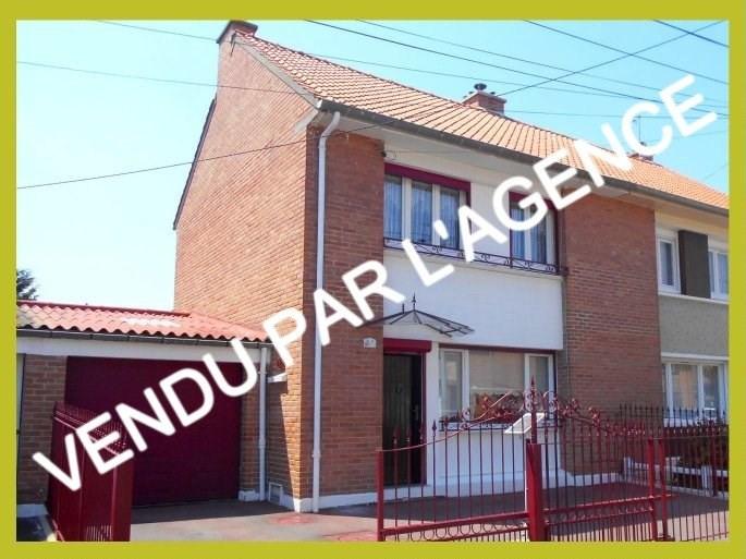 Sale house / villa Vendin le vieil 163900€ - Picture 1