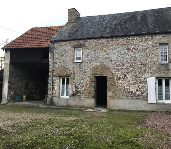 Vente maison / villa Lessay 126750€ - Photo 1