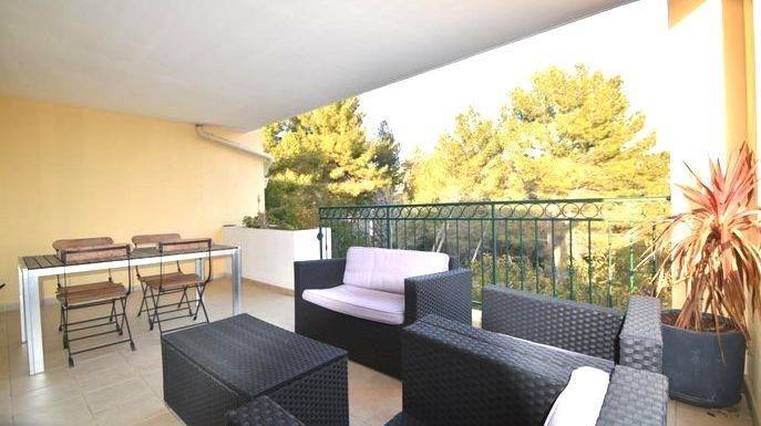Deluxe sale apartment Aix en provence 437000€ - Picture 1