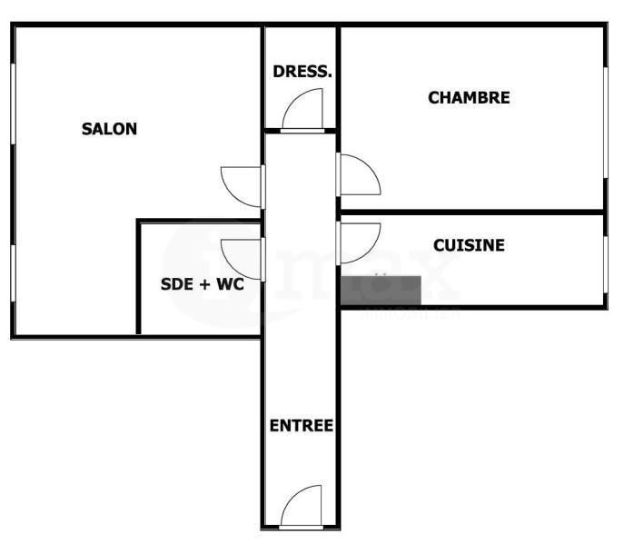 Vente appartement Bois colombes 269000€ - Photo 3