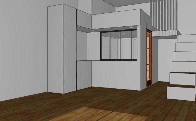 Vente appartement Toulouse 212000€ - Photo 1