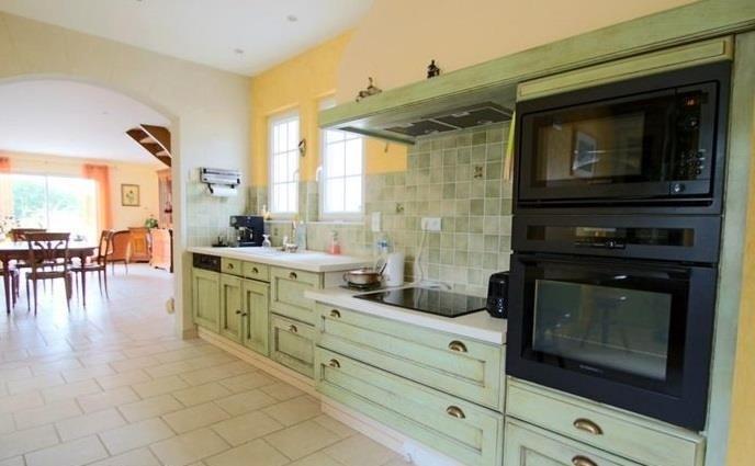 Vente maison / villa Saint martin le beau 519000€ - Photo 4