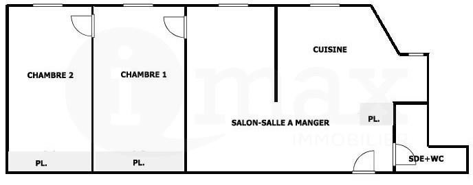 Sale apartment Bois colombes 349 000€ - Picture 4