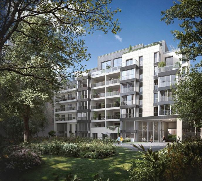 Venta de prestigio  apartamento Paris 15ème 1989000€ - Fotografía 7