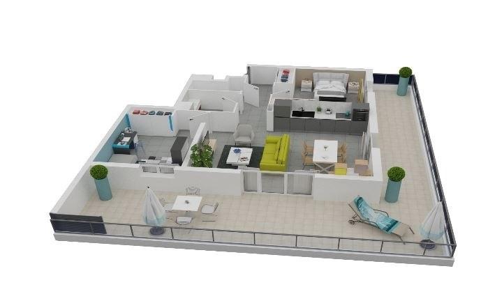New home sale program Ajaccio  - Picture 8