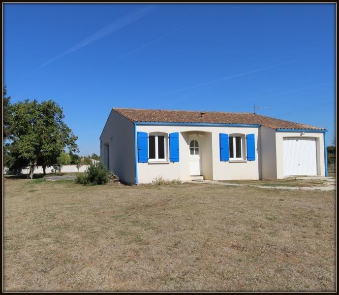 Vente maison / villa Taugon 125000€ - Photo 1