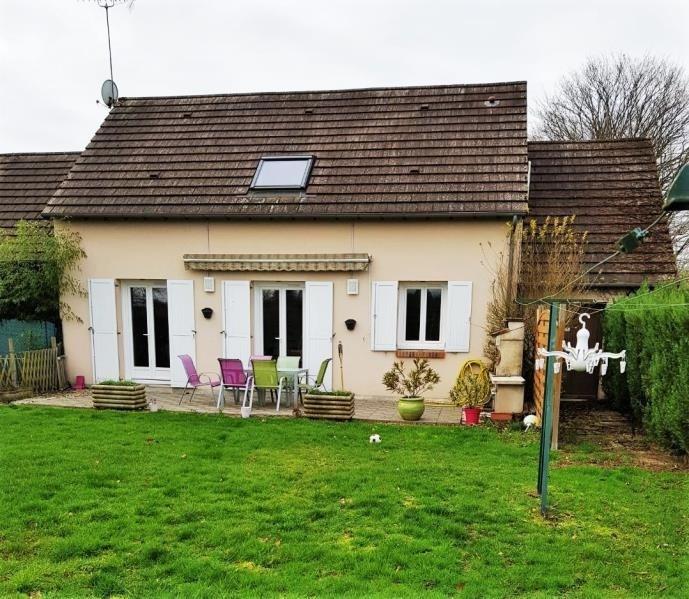 Sale house / villa Souvigny en sologne 113400€ - Picture 1