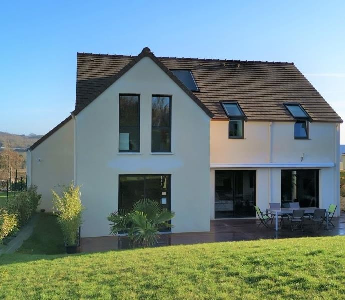 Revenda residencial de prestígio casa Morainvilliers 860000€ - Fotografia 1