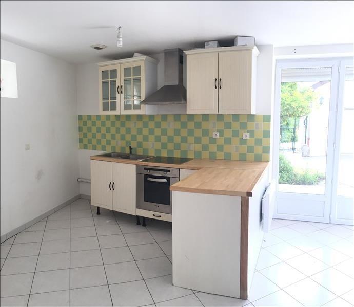 Vente maison / villa Nanteuil les meaux 156000€ - Photo 2
