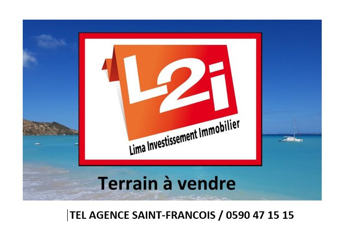Vente terrain Saint francois 132 000€ - Photo 4