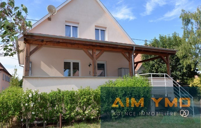 Sale house / villa Biesheim 232000€ - Picture 1